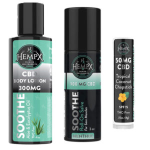 HempX Topical Bundle